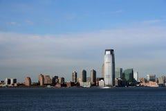 Cidade de Jersey Foto de Stock Royalty Free