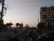 Cidade de Jodhapur fotografia de stock