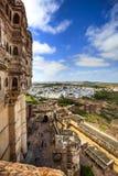 Cidade de Jodhpur, Índia foto de stock