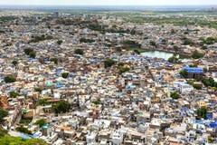 Cidade de Jodhpur, Índia fotos de stock