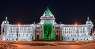 Cidade de Kazan, Rússia fotos de stock