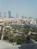 cidade de khobar Fotos de Stock