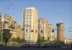 Cidade de Kiev ucrânia Fotografia de Stock