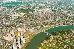 Cidade de Krasnodar, Rússia Imagens de Stock Royalty Free