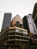 Cidade de Kuala Lumpur fotografia de stock royalty free