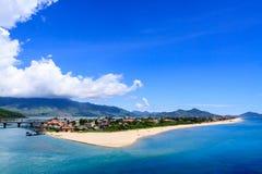 Cidade de Lang Co Imagem de Stock Royalty Free