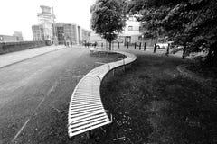 Cidade de Leeds ocidental - yorkshire Imagem de Stock