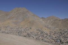 Cidade de Leh Fotos de Stock Royalty Free