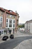Cidade de Leiria Imagem de Stock Royalty Free