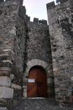 Cidade de Leiria Foto de Stock Royalty Free