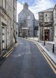 Cidade de Lerwick, Scotland2 Imagens de Stock