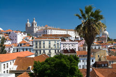 Cidade de Lisboa Imagem de Stock Royalty Free