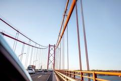 Cidade de Lisboa em Portugal Foto de Stock