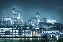 Cidade de Londres Fotos de Stock Royalty Free