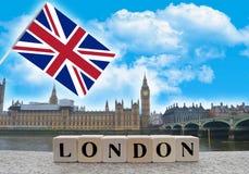 Cidade de Londres Fotos de Stock
