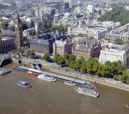 Cidade de Londres, Reino Unido. Imagem de Stock Royalty Free