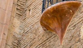 Cidade de Lorca, Múrcia, Espanha Fotografia de Stock