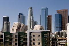 Cidade de Los Angeles Fotos de Stock