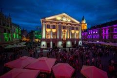 Cidade de Lublin Foto de Stock
