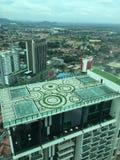 Cidade de Malacca imagem de stock