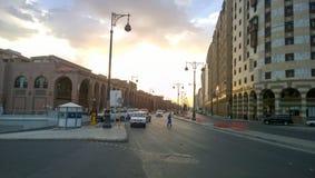 A cidade de Medina Imagem de Stock