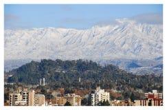 Cidade de Mendoza Foto de Stock