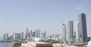 Cidade de Miami Beach Foto de Stock