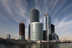 Cidade de Moscovo Fotos de Stock