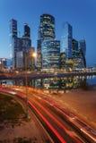 Cidade de Moscovo Imagens de Stock Royalty Free