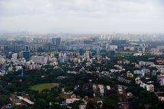 Cidade de Mumbai Foto de Stock Royalty Free