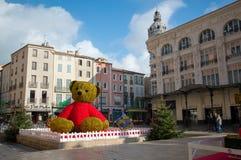 Cidade de Narbonne, em França Imagens de Stock Royalty Free