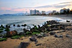 Cidade de Nha Trang, Vietname Imagem de Stock Royalty Free