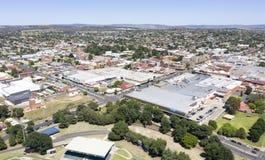 Cidade de Novo Gales do Sul de Bathurst fotos de stock royalty free