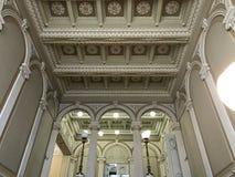 Cidade de Odessa ucrânia Viagens de fim de semana aos teatros e aos museus da cidade imagens de stock royalty free