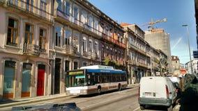 Cidade de Oporto fotografie stock libere da diritti