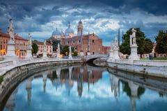 Cidade de Pádua, Itália Fotos de Stock Royalty Free