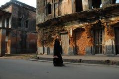 A cidade de Pan Am é situada em Sonargaon, Narayanganj em Bangladesh Imagens de Stock Royalty Free