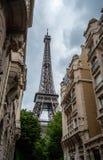 A cidade de Paris france imagens de stock
