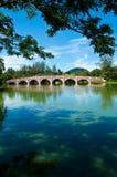 A cidade de Park@Phuket para relaxa e airobic Imagem de Stock Royalty Free