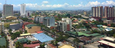 Cidade de Pasig Fotografia de Stock