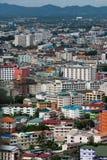 Cidade de Pattaya Fotos de Stock Royalty Free