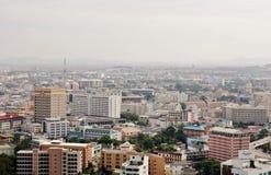 Cidade de Pattaya, província de Chonburi, Tailândia Imagem de Stock