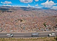 Cidade de Paz de La Foto de Stock Royalty Free