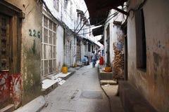 Cidade de pedra Fotografia de Stock Royalty Free
