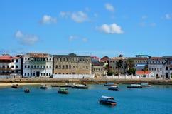 Cidade de pedra, Zanzibar imagens de stock