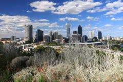Cidade de Perth, Austrália Ocidental Fotos de Stock