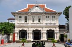 Cidade de Phuket, Tailândia: Museu tailandês de Hua Fotografia de Stock