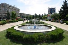 Cidade de Ploiesti Fotos de Stock