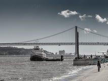 A cidade de Pombaline & o x28 mais baixos; em Lisboa, Portugla& x29; tampas da área aproximadamente 235.620 medidores quadrados d imagem de stock