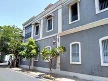Cidade de Pondicherry Foto de Stock Royalty Free